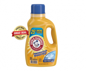 1 Walgreens Deal - Arm & Hammer Liquid