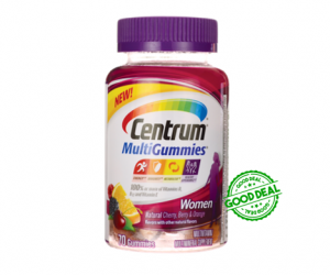 Walmart Deal Alert – Centrum Gummies