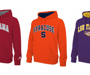 NCAA Team Hoodies