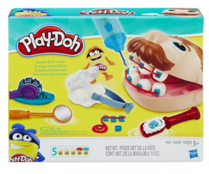 PlayDoh Doctor Drill 'n Fill Retro Pack