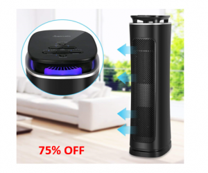 HEPA Air Purifier by Sancusto *75% Off