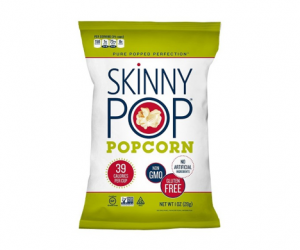 Printable Coupon – SAVE $1 on Skinny Pop Popcorn