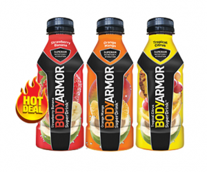 1 Publix Deal - Bodyarmor SuperDrinks
