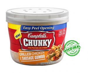 Publix Deal – Campbell's Chunky Microwave