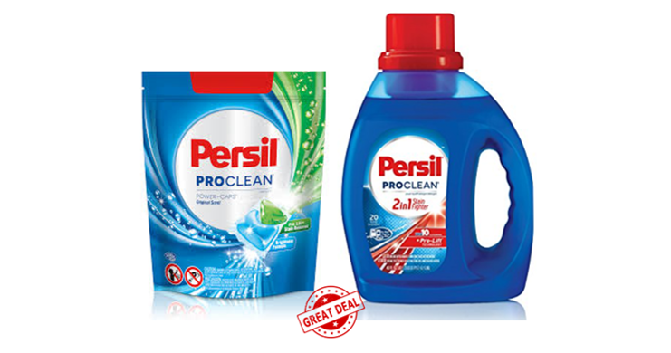 photograph regarding Persil Printable Coupon known as Publix Package deal - Persil Detergent Liquid or Pacs