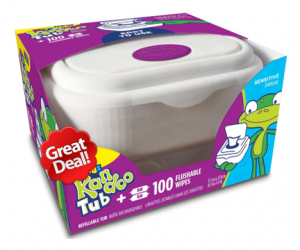 Target Deal – Kandoo Flushable Wipes