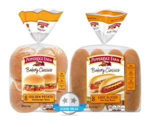 Target Deal on Pepperidge Farm Buns