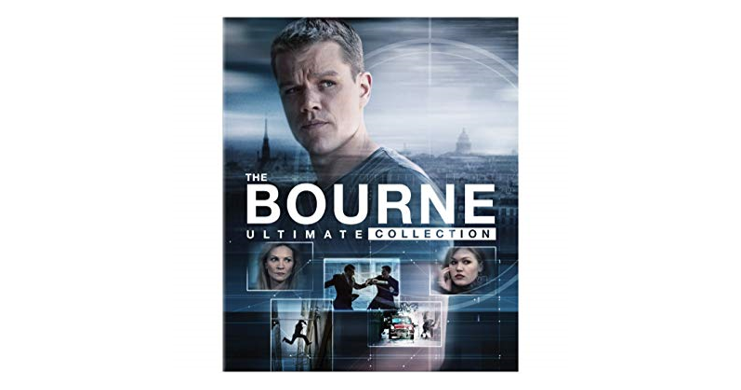 Bourne Ultimate Movies Collection