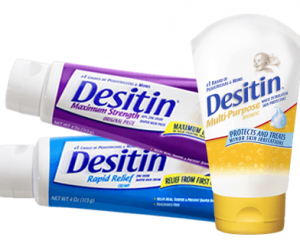 Printable Coupon – SAVE $1 on Desitin