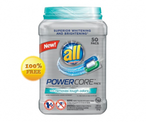 Freebie Alert – all PowerCore Pacs 50ct