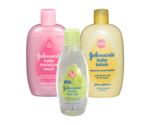 Printable Coupon – SAVE $1 on Johnson's Baby Hair, Wash or Lotion