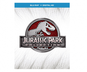 Jurassic Park Movies Six Volume Set