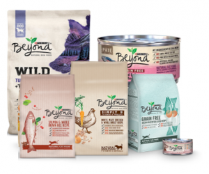 Printable Coupons for Beyond Cat & Dog Foods