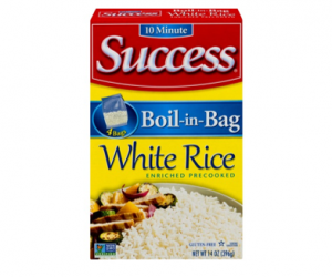 Printable Coupon – SAVE $0.75 on Success Rice