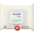 1 Target Deal - Aveeno Baby Hand & Face Wipes 25ct