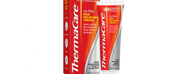 Thermacare Ultra Pain Relieving Cream new