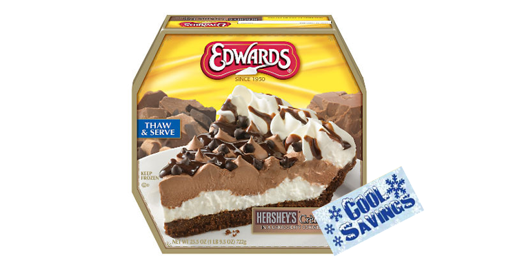 photograph about Edwards Pies Printable Coupons named Publix Offer Inform upon - Edwards Crème Frozen Pies