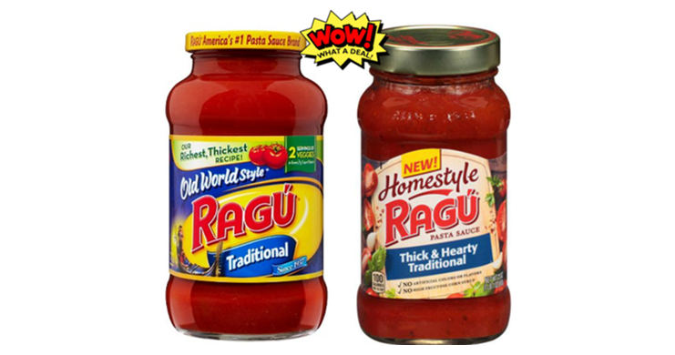 picture regarding Ragu Printable Coupons named Publix Package deal Notify - Ragu Pasta Sauces * Coupon-Wizards