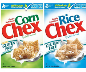 Printable Coupon – SAVE $1 on Chex Cereals