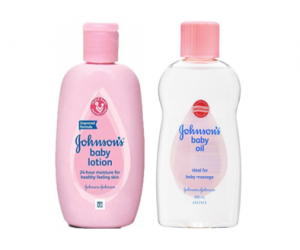 Printable Coupon – SAVE $1 on Johnson's Lotion or Oil
