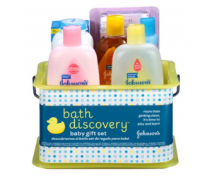 Printable Coupon – SAVE $3 on Johnson's Bath Discovery