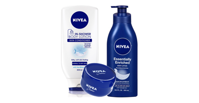 image regarding Nivea Printable Coupons identify Printable Coupon - Help save $1 upon Nivea Lotion or Creme -