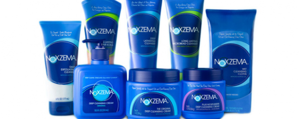 Noxema Face Care Products new