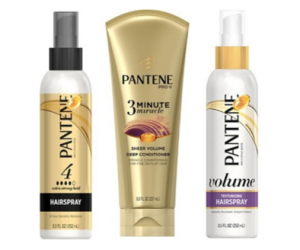 Printable Coupon – SAVE $4 on Pantene Stylers