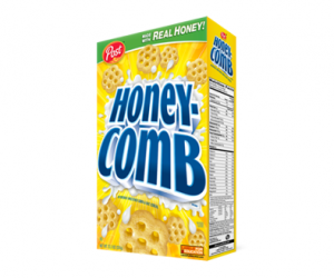 Printable Coupon – SAVE $1 on Post Honey Comb Cereal