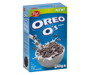 Printable Coupon – SAVE $0.50 on Post Oreo O's Cereal