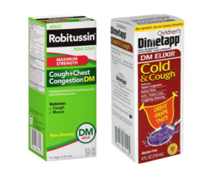 Printable Coupon – SAVE $2 on Robitussin or Dimetapp