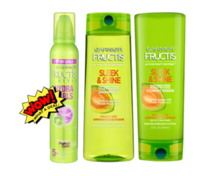 1 CVS Deal - Garnier Fructis Hair Care