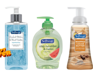 1 Publix Deal - Softsoap Hand Soap