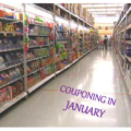 Couponing in January
