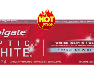 1 CVS Deal - Colgate Optic White Toothpaste