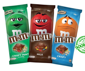 1 CVS Deal - M&M Candy Bars