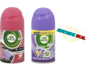 1 Publix Deal - Air Wick Freshmatic Ultra Refills Not Free