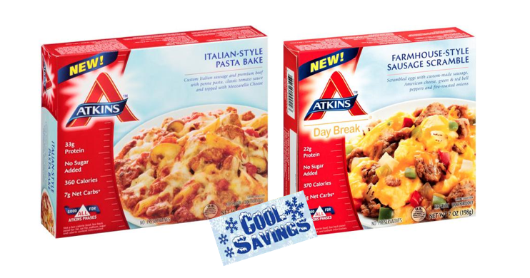 photo about Atkins Printable Coupons referred to as Publix Package upon Atkins Frozen Entrees * Coupon-Wizards