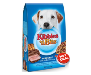 1 Publix Deal - Kibbles n Bits Dry Dog Food