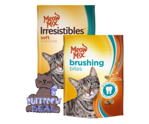 1 Publix Deal - Meow Mix Cat Treats