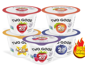 1 Publix Deal - Two Good Greek Yogurt