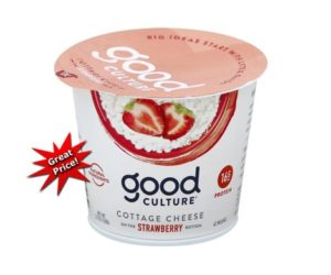 1 Target Deal - Good Culture Cottage Cheese