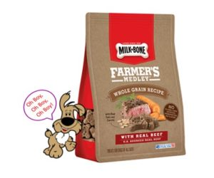 1 Target Deal - Milk-Bone Farmers Medley
