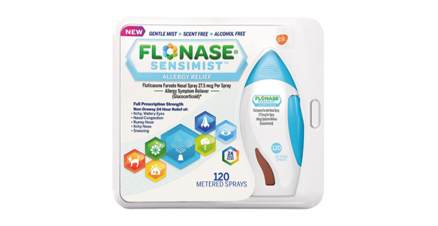photo about Flonase Coupons Printable identify Printable Coupon - Conserve $4 upon Flonase, 120 Sprays