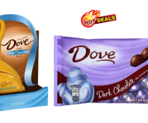 1 CVS Deal - Dove Easter Bag & Bunny