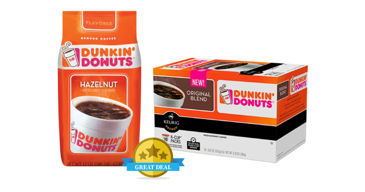 CVS Deal on Dunkin' Donuts Ground & K-Cups * Coupon-Wizards