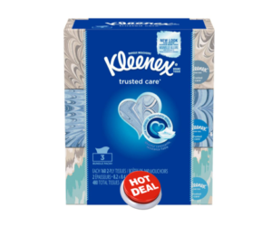 1 CVS Deal - Kleenex Bundle Pack
