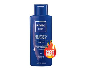 1 CVS Deal - Nivea Essentially Enriched Lotion