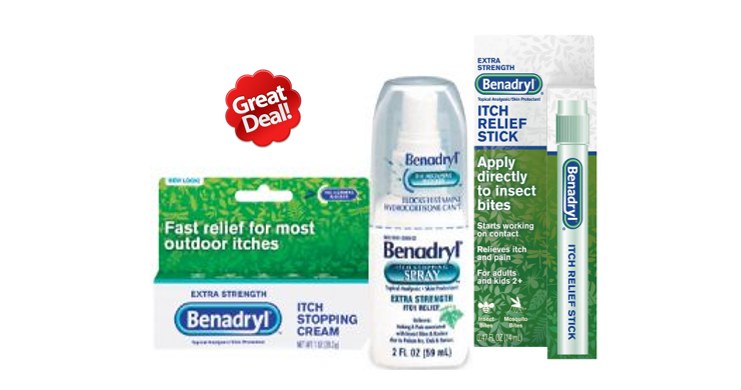 photograph regarding Benadryl Printable Coupon referred to as Publix Package deal upon Benadryl Topical Products and solutions * Coupon-Wizards