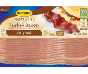 1 Publix Deal - Butterball Turkey Bacon